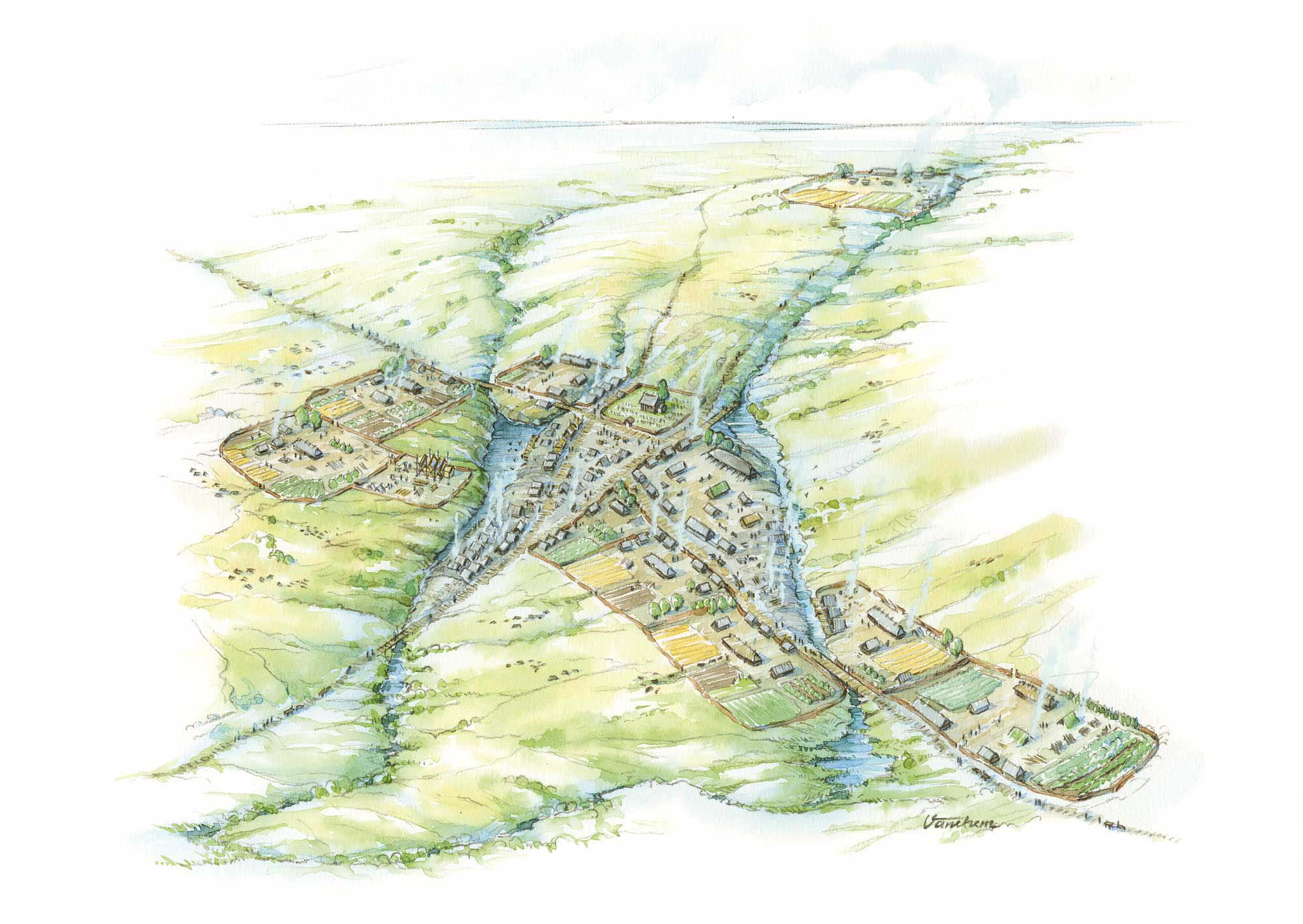 Lund, AD 980