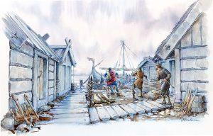 Illustration Mats Vänehem