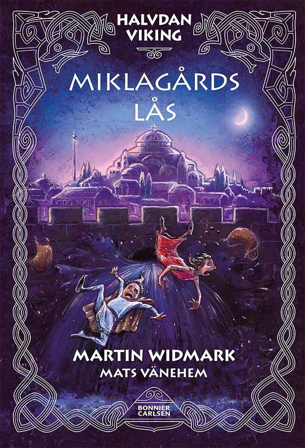 Halvdan Viking - Gateway to Byzantium (Client: Bonnier Carlsen Publishing House, Sweden).